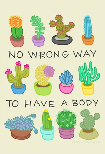 No wrong way to have a body. Check out our support services.