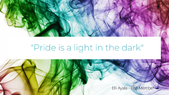 Pride is a light in the dark | myHealth blog